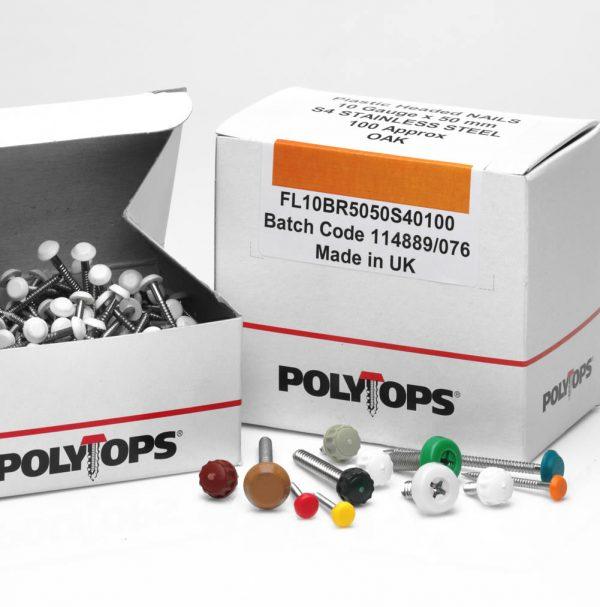 PolyTop Nails