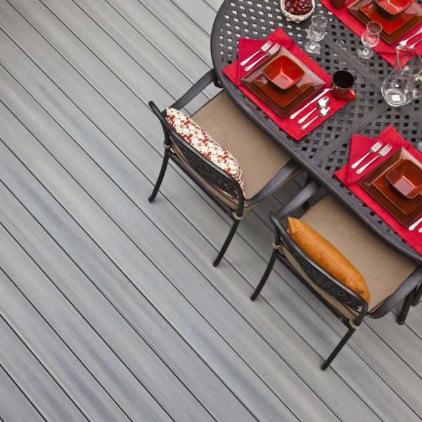 Composite Decking Home Castle Grey