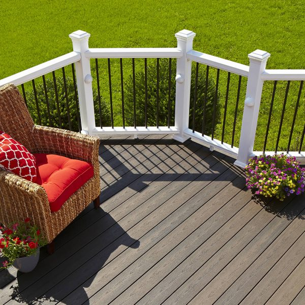 Santuary Composite Decking Home Page