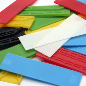 Mixed Colour Glazing Packers
