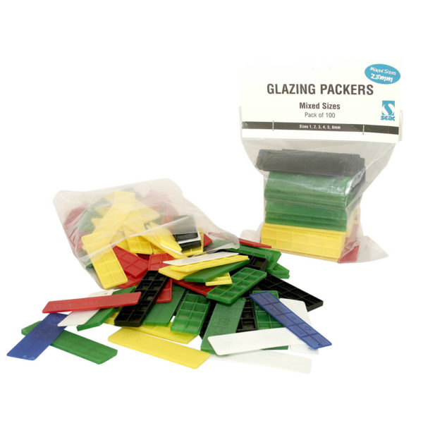 glazing-packers