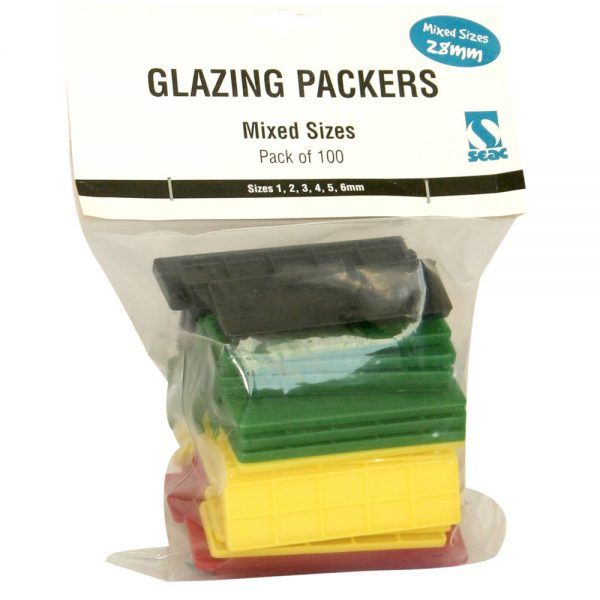Glazing Backers in Bag