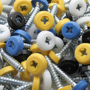 Polytop Numberplate Screws