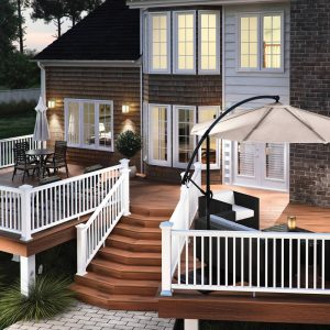 Composite Decking Balustrade