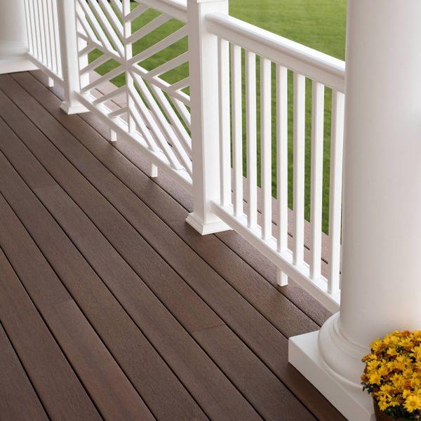 Decking Balustrade - Composite Decking Balustrade - Fix Direct