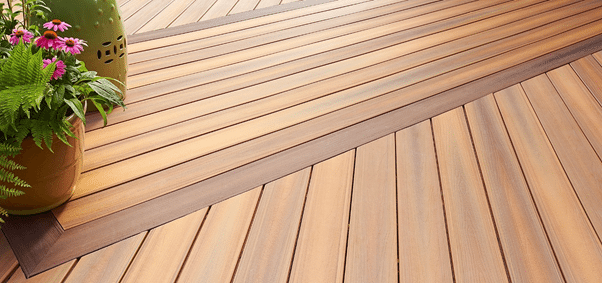 Stain-Free Alternative To Wood Decking - Fix Direct