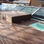 London Composite Decking
