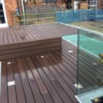 London Composite Decking Roof Terrace
