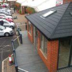 Grey Composite Decking Garden Centre