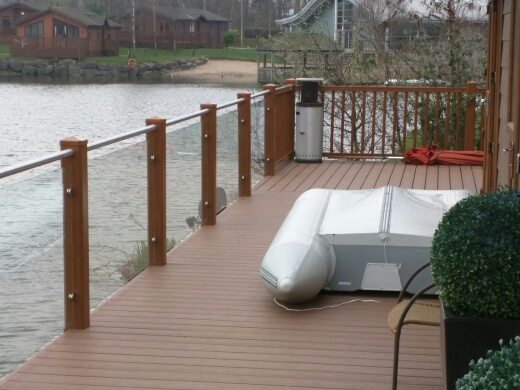 Composite Decking Cumbria