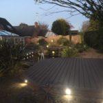 Composite decking lighting Derby