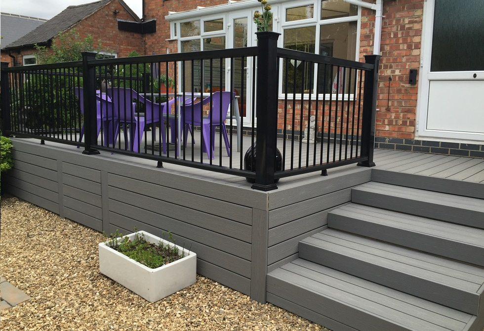 Composite Decking Leicester