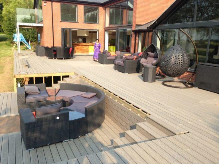 Composite decking Nottingham