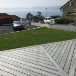 Torquay Composite Decking Outside