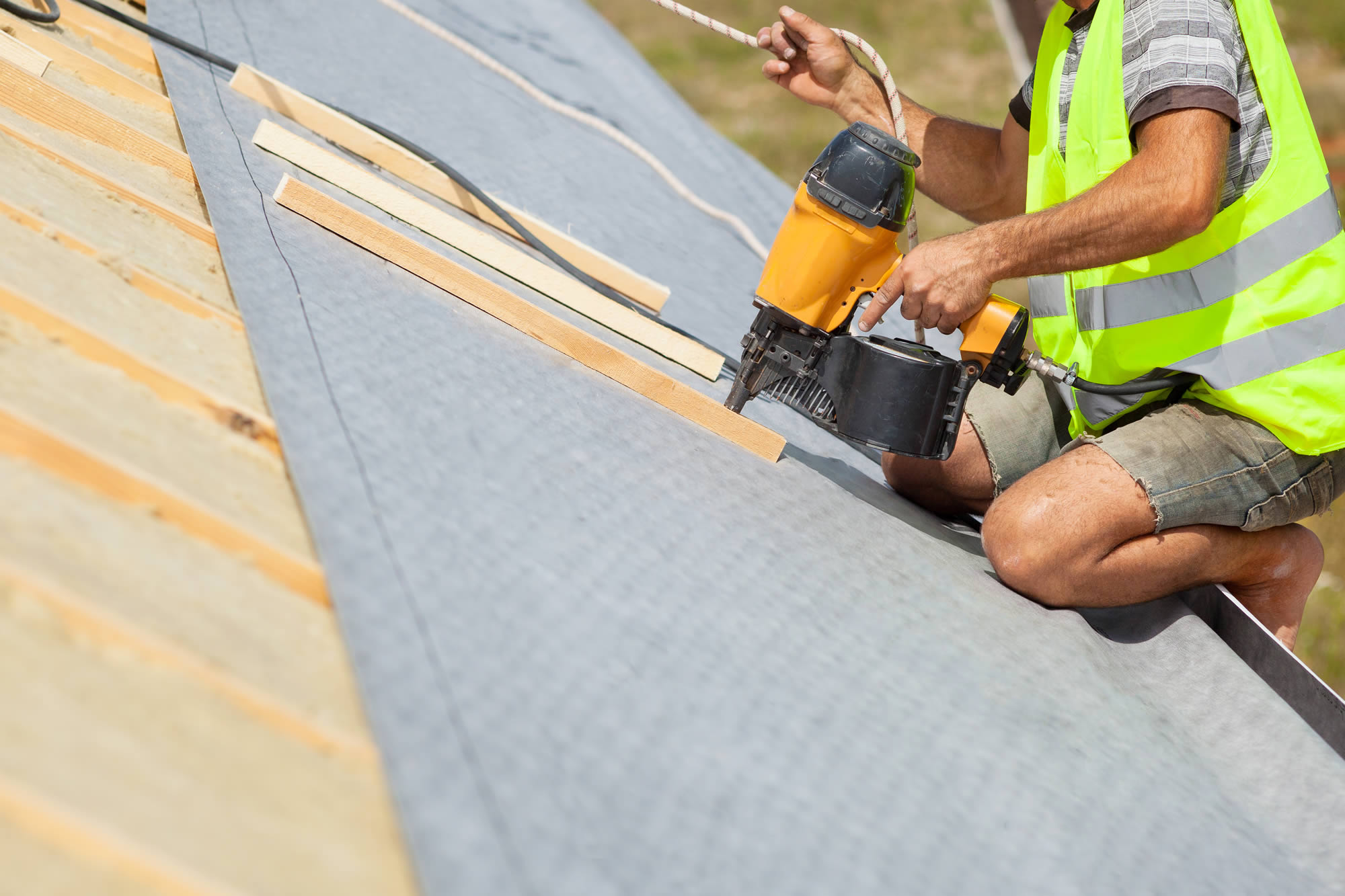 5 Qualities To Look For In Breathable Roofing Membrane