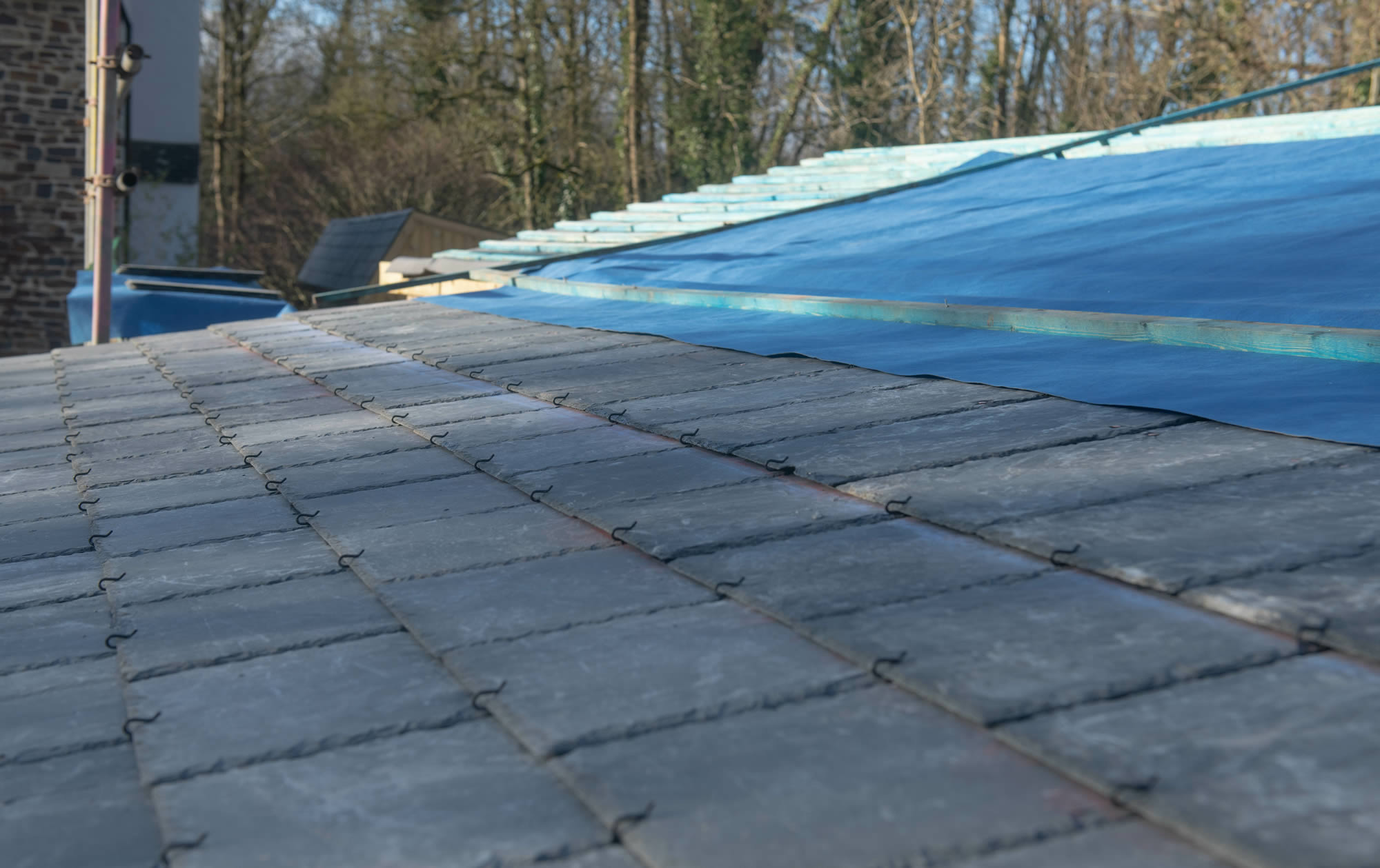 How To Install Breathable Roofing Membrane
