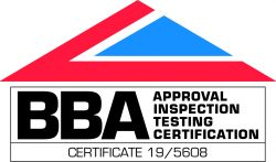 BBA Approved - Certificate No.